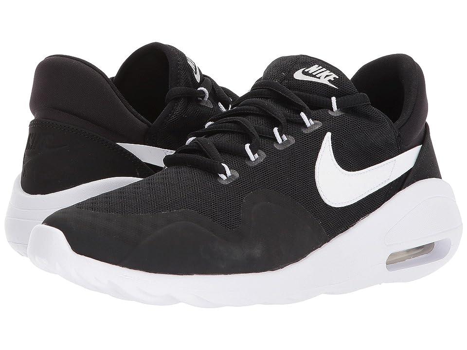 Nike Air Max Sasha (Black/White/Black/White) Women