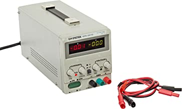 GW Instek SPS-3610 Switching DC Power Supply, 0-36 Volts, 0-10 Amps