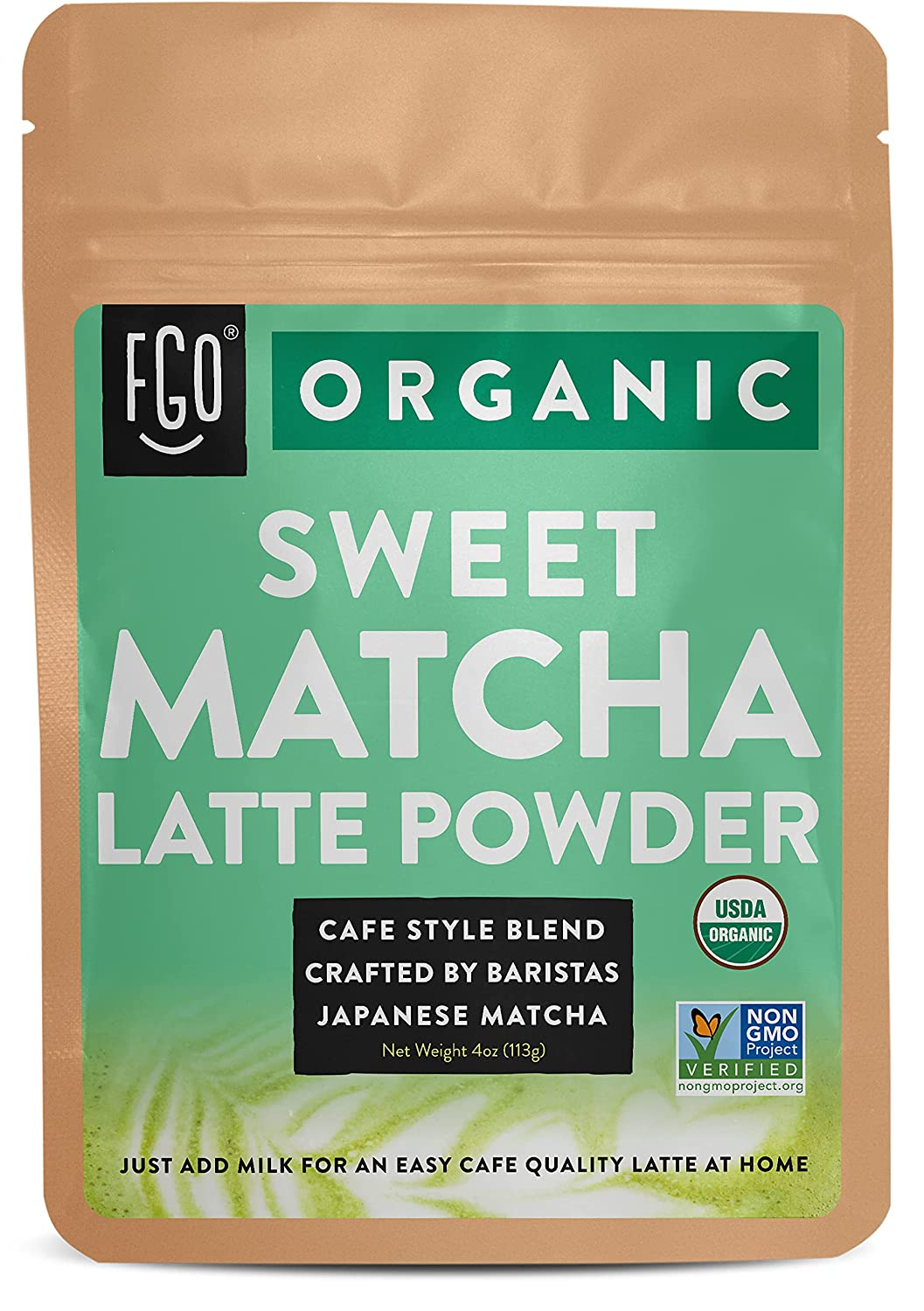 Ranking integrated 1st place Organic Sweet Matcha Latte Powder Baristas by Japane Crafted High quality new