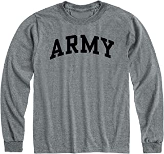 Sponsored Ad - Ivysport Long Sleeve T-Shirt - Adult Grey - Classic Arch Logo - NCAA Colleges and Universities