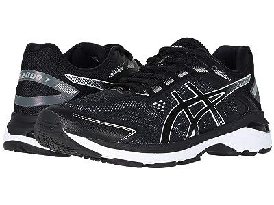ASICS GT-2000(r) 7 (Black/White) Men