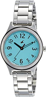 Fastrack Analog Blue Dial Girl's Watch - 6152SM03