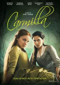 Gothic Vampire Tale, CARMILLA arrives on DVD and Digital Oct. 13 from Film Movement