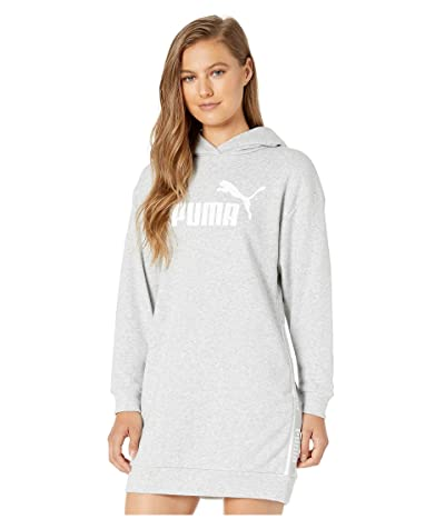 PUMA Amplified Dress TR (Light Grey Heather) Women