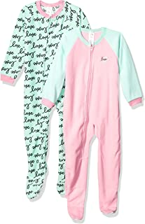 Sesame Street Toddler Boy Footless Coverall Pajama Sleeper Size 2T 3T 4T