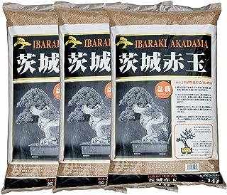 comprar comparacion 42 litros Akadama bonsái suelo duro (3 bolsas)