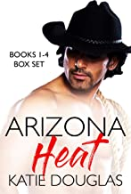 Arizona Heat Books 1-4 Box Set: Western Romance
