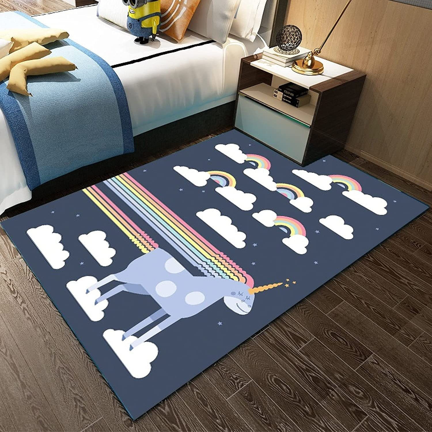 PIPIXIA Limited Special Price Cartoon Children Rug Free Shipping Cheap Bargain Gift Simple Rectangular Modern