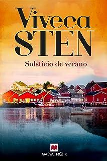 Solsticio de verano: Celebra el solsticio de verano como en Suecia con una novela trepidante número 1 en ventas (La serie de Sandhamn nº 5)