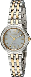 Citizen Women's Eco-Drive Watch with Diamond Accents