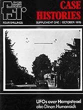 Flying Saucer Review - Case Histories - Supplement One: October 1970 (FSR)