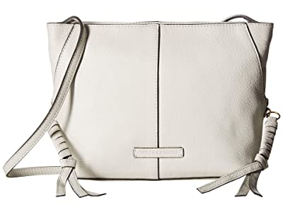 Vince Camuto Cory Crossbody (Snow White) Cross Body Handbags