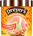 Dreyer's, Grand Orange Cream Sherbet, 1.5 qt (Frozen)
