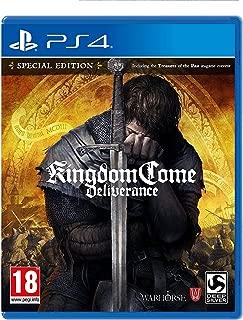 Kingdom Come Deliverance Special Edition (PS4) (輸入版)