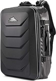 High Sierra OTC Weekender Backpack, Black/Black/Black, International Carry-on