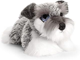 Keel Toys Cachorro de Peluche (47 cm), Color Gris, Talla única (SD2535)