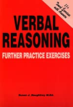 verbal reasoning further practice exercises
