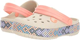 Crocband Gallery Clog (Toddler/Little Kid)