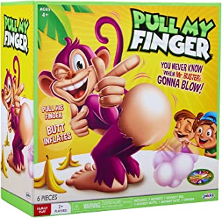 Pull My Finger ( For ages 4 and up )