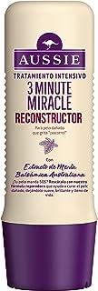 Aussie 3 Minute Miracle Reconstructor Tratamiento Intensivo su Fórmula Reparadora Intensiva Suaviza y Revitaliza- 250 ml