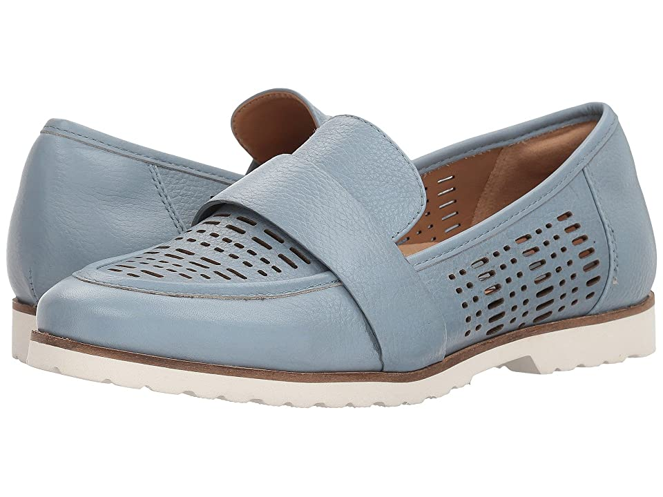 Earth Masio (Blue Premium Tumbled Leather) Women