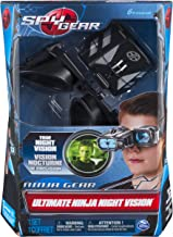 night vision goggles spy gear