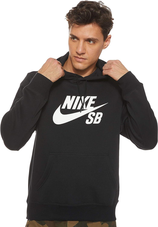 Nike SB Icon Felpa con Cappuccio Uomo