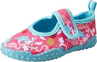 Playshoes Zapatillas de Playa con Protección UV Flamenco, Zapatos de Agua Unisex niños