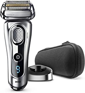 Braun Series 9-9260s Razor Wet & Dry Silver with Combination Pack