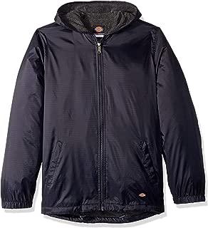Dickies Unisex-Child Boys KJ237 Kids Fleece Lined Hooded Jacket Hooded Jacket