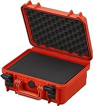 MAX MAX300S.001 koffer, waterdicht, oranje