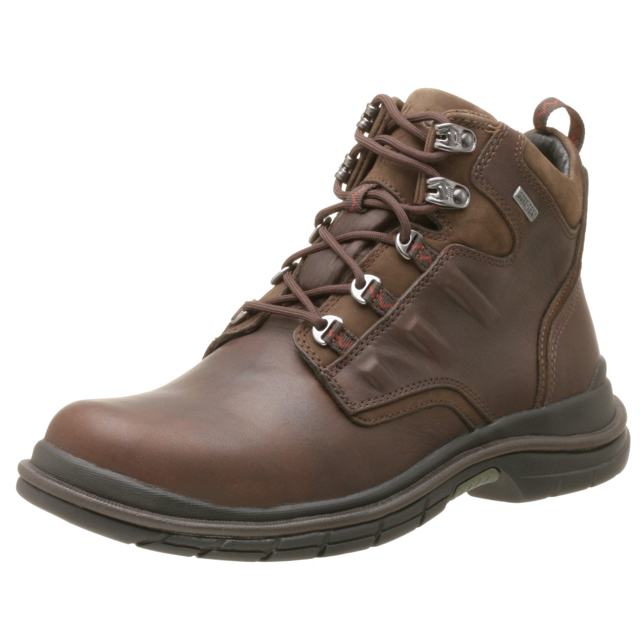 CLARKS Mens Gore Tex174 Boot Brown