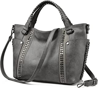 Tote Bag for Women Large Faux Leather Purse and Handbags Ladies Work  Designer a91fb88b55ba3