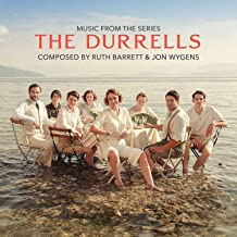 Ruth Barrett/Jon Wygens - The Durrells Music From The Series (2019) LEAK ALBUM