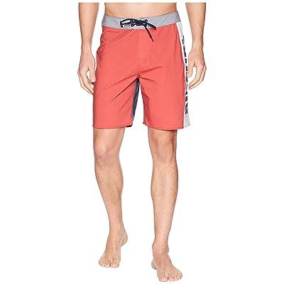 Rip Curl Mirage Owen Switch Boardshorts (Red) Men