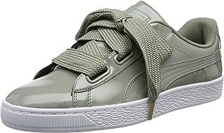 Puma Women's Basket Heart Patent Wn S Sneakers