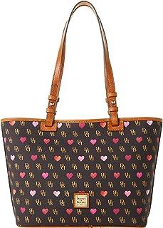 Gretta Hearts Sm. Leisure shopper Brown T'Moro