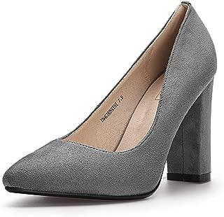 Best grey suede heels Reviews