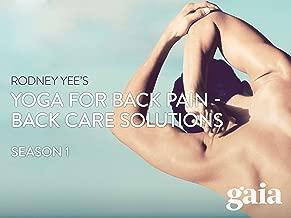 Yoga for Back Pain - Back Care Solutions - season 1