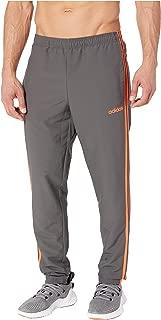 Essentials 3-Stripes Woven Open Hemmed Pant