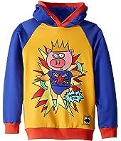 Dolce & Gabbana Kids - Super Pig Hoodie (Big Kids)