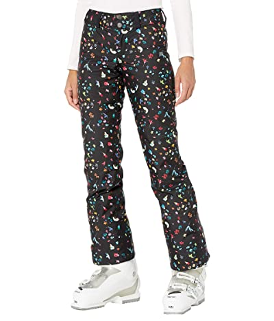 Obermeyer Petra Pants (Flower Press) Women