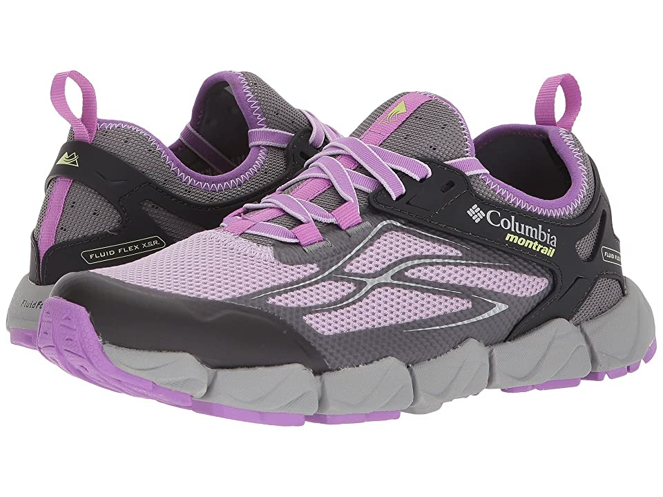 Columbia Fluidflex X.S.R. (Phantom Purple/Napa Green) Women