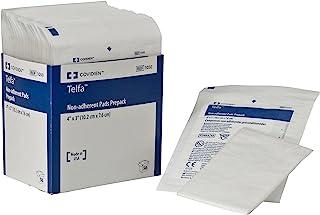Covidien 1050 Telfa Non-Adherent Pads Prepack, 4
