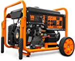 WEN GN9500 Portable Generator w/Remote Electric Start
