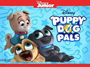 Puppy Dog Pals Volume 3