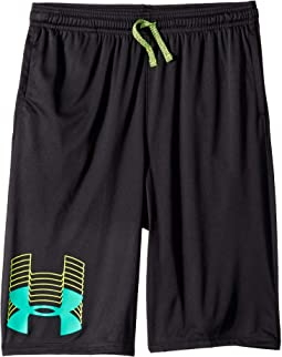 UA Prototype Logo Shorts (Big Kids)