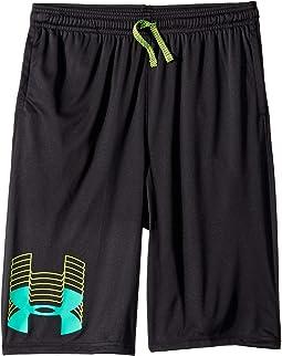UA Prototype Logo Shorts (Big Kids)
