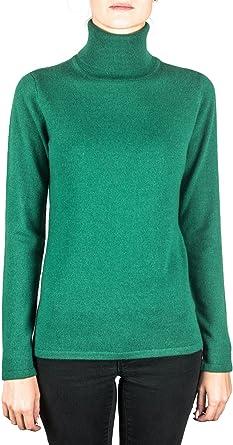 CASH-MERE.CH Pullover | Sweater | Maglione Dolcevita da Donna 100% Cachemire (XS-XXL)