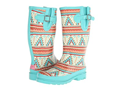 M&F Western Dakota (Turquoise/Cream) Women